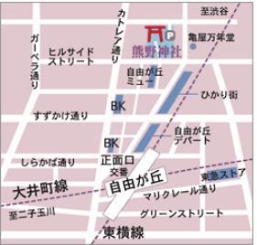 jiyuugaoka_kumanojinnjya_map.jpg